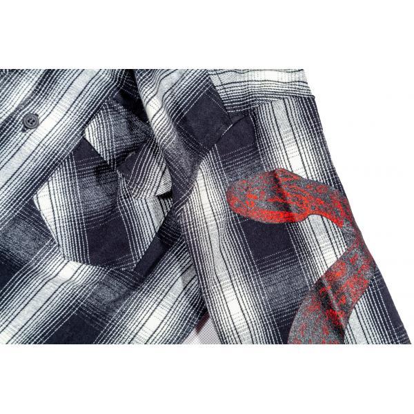 """Camicia con serpente """"Snake""""-248"""