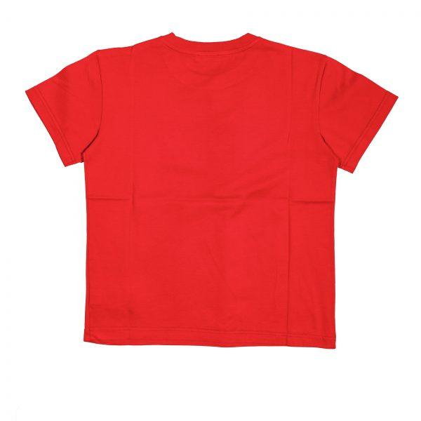 """T-shirt maschio con alloro """"Back to School""""-584"""