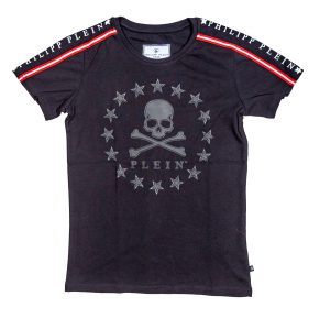 """T-shirt Round Neck SS """"Searching""""-0"""