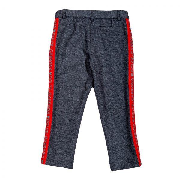 "Pantalone in lana ""Back to School""-502"