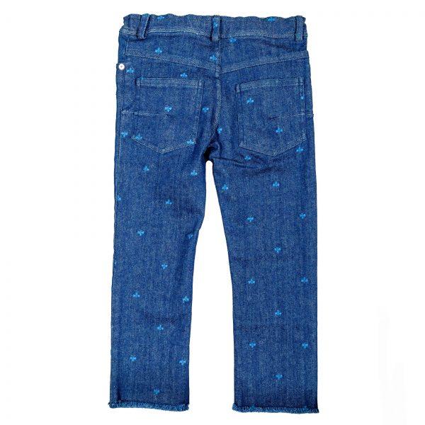 Jeans ricamati-0