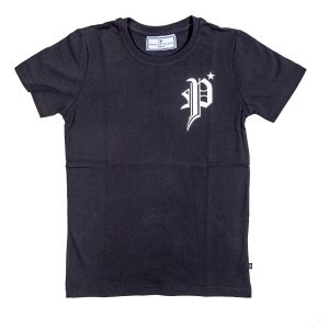 "T-shirt con logo stampato "" Coo Boy""-0"