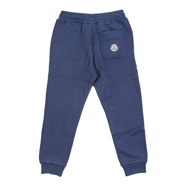 Pantalone jogging felpato-371