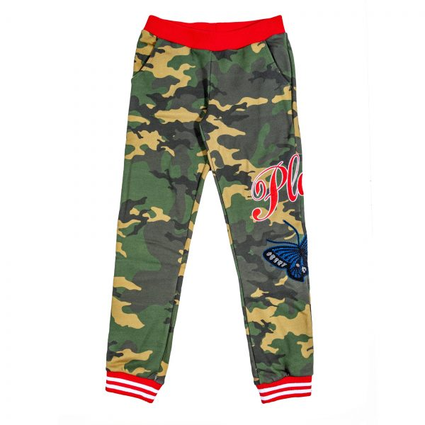 "Pantalone Jogging ""Tiger Girl P""-0"