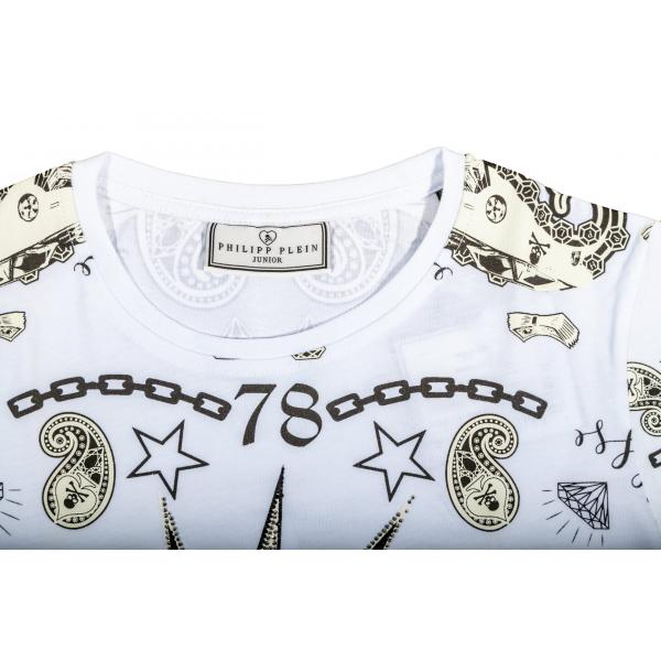 """T-shirt manica corta """"Robin""""-545"""