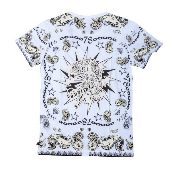 """T-shirt manica corta """"Robin""""-544"""