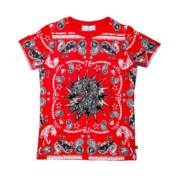 """T-shirt manica corta """"Robin""""-0"""
