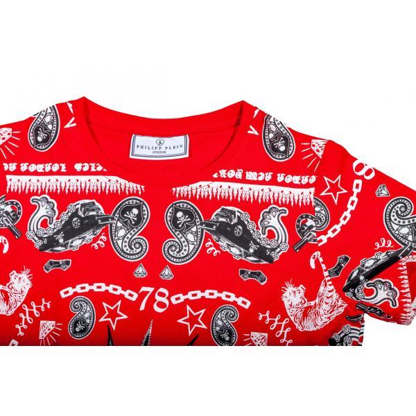 """T-shirt manica corta """"Robin""""-542"""