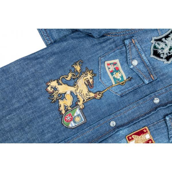 Camicia jeans manica lunga-318